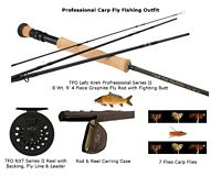 TFO Professional Carp Fly Fishing Outfit (8 Wt. 4 Piece)